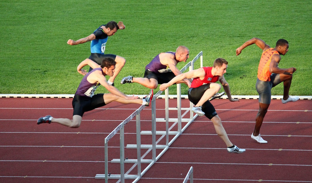 top 10 performance hurdles