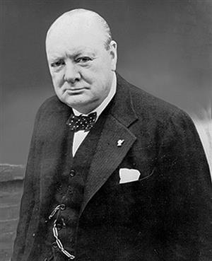 winston churchill, winston churchill's speeches, greg bustin executive leadership blog