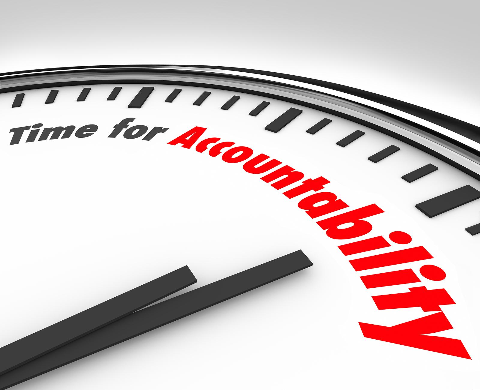 accountability consultant