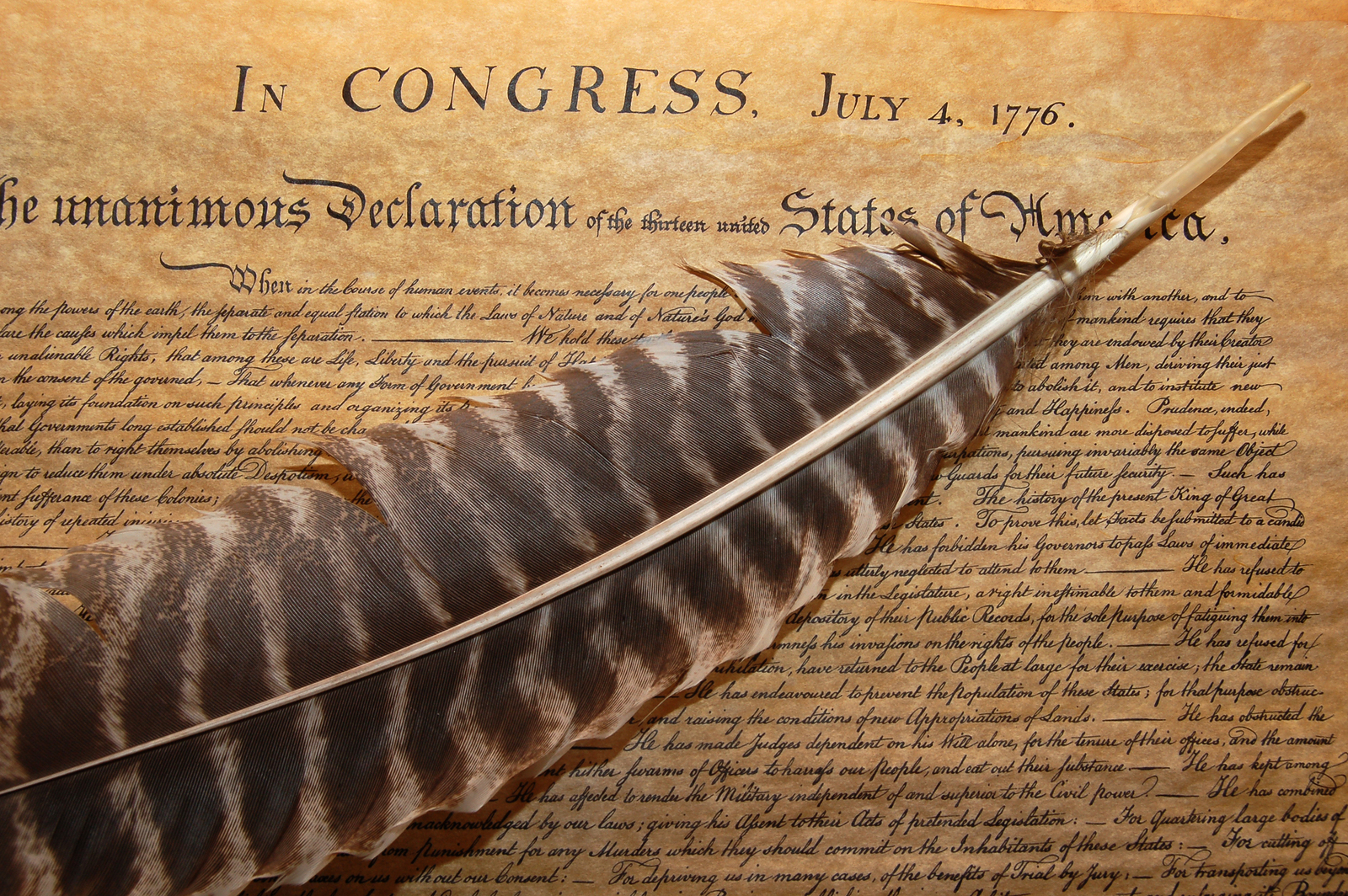 Strategic planning lessons from 1776