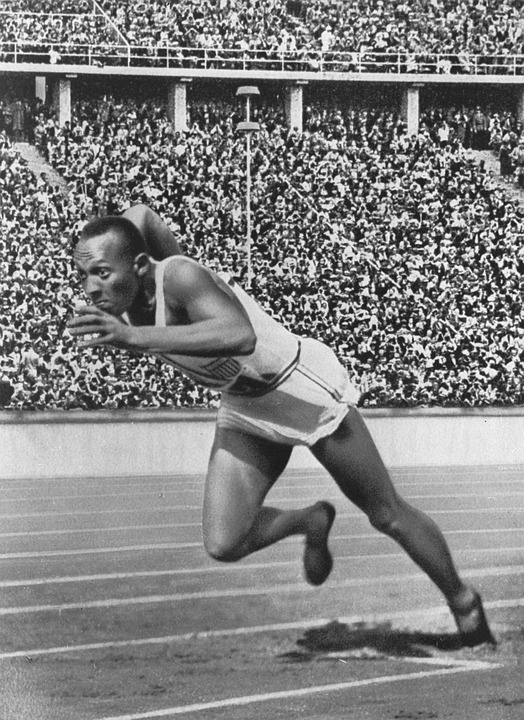 Jesse Owens' Sense of Urgency