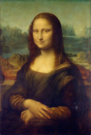 greg bustin, mona lisa leonardo da vinci how reputation influences success