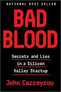 Books About Leadership: Bad Blood