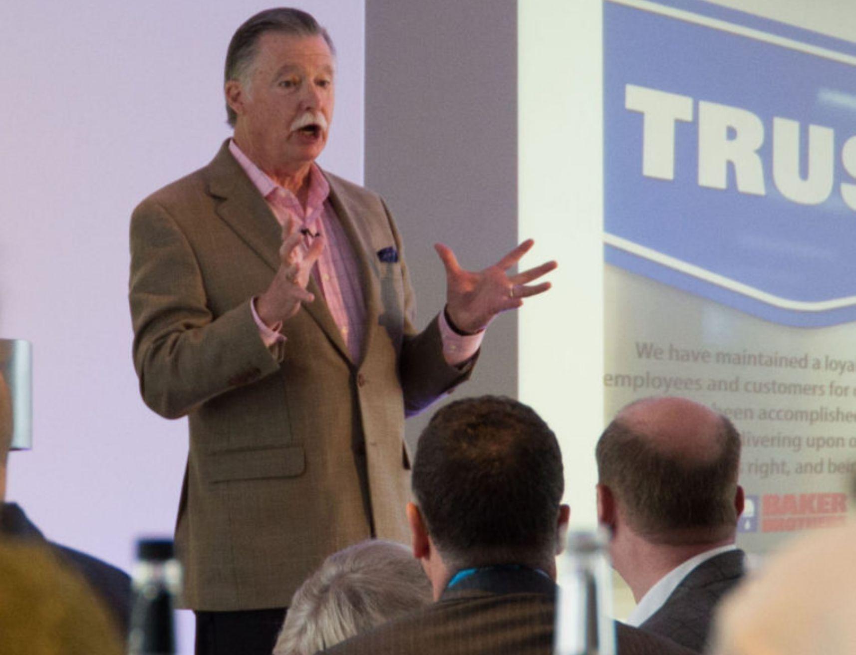 Greg Bustin Accountability Speaker